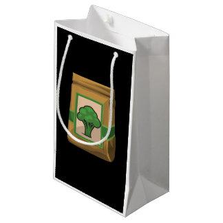 Glitch Food green Small Gift Bag