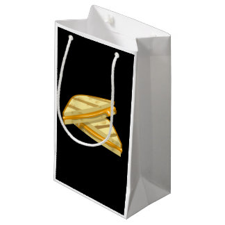 Glitch Food grilled cheese Small Gift Bag