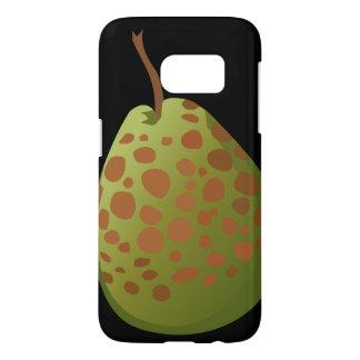 Glitch Food guava spotted Samsung Galaxy S7 Case