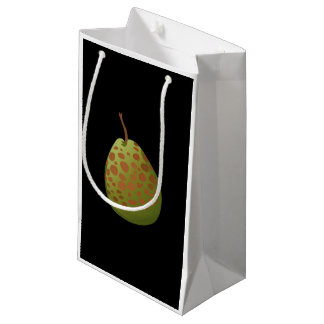 Glitch Food guava spotted Small Gift Bag