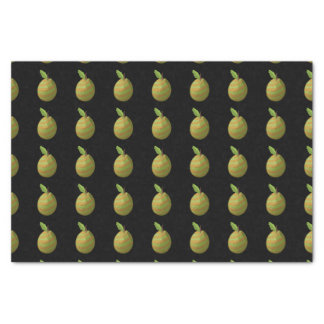 Glitch Food guava striped Tissue Paper