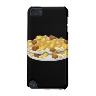 Glitch Food hash iPod Touch 5G Covers
