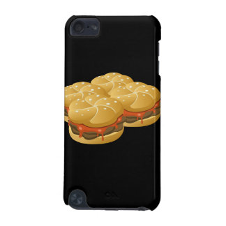 Glitch Food hearty groddle sammich iPod Touch (5th Generation) Case