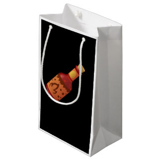 Glitch Food hot n fizzy sauce Small Gift Bag