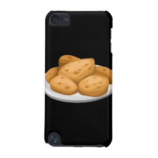 Glitch Food hot potatoes iPod Touch 5G Case