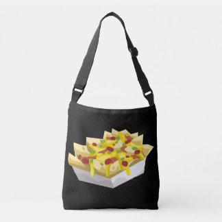 Glitch Food hungry nachos Crossbody Bag