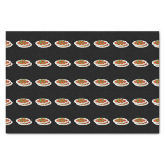 Glitch Food juicy carpaccio Tissue Paper