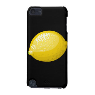 Glitch Food lemon iPod Touch (5th Generation) Cases