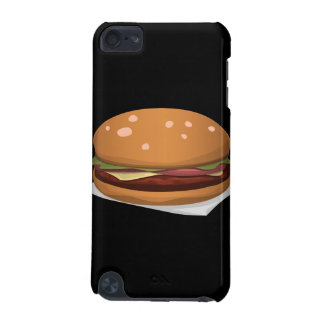 Glitch Food maburger royale iPod Touch 5G Cover
