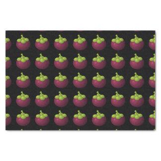 Glitch Food mangosteen Tissue Paper