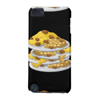 Glitch Food messy fry up iPod Touch 5G Case