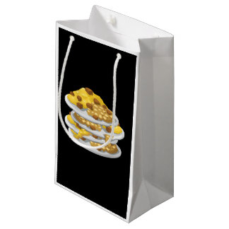 Glitch Food messy fry up Small Gift Bag