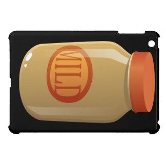 Glitch Food mild sauce iPad Mini Cover
