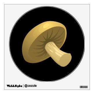 Glitch Food mushroom Wall Decal