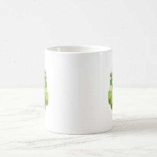Glitch Food oily dressing Coffee Mug