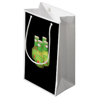 Glitch Food oily dressing Small Gift Bag