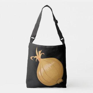 Glitch Food onion Crossbody Bag