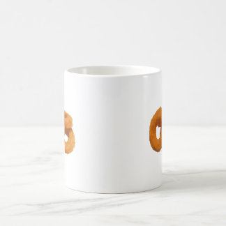 Glitch Food onion rings Coffee Mug
