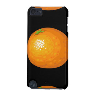 Glitch Food orange iPod Touch 5G Cover