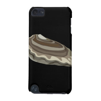 Glitch Food oysters ocean iPod Touch (5th Generation) Covers