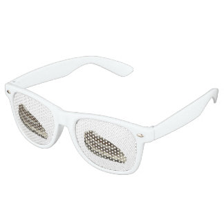 Glitch Food oysters ocean Party Sunglasses