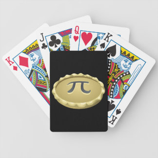 Glitch Food pi Bicycle Playing Cards