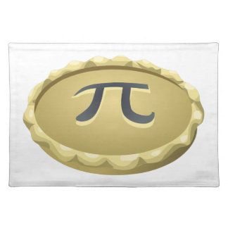 Glitch Food pi Placemat