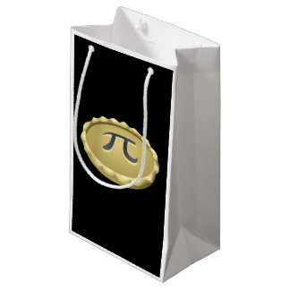 Glitch Food pi Small Gift Bag
