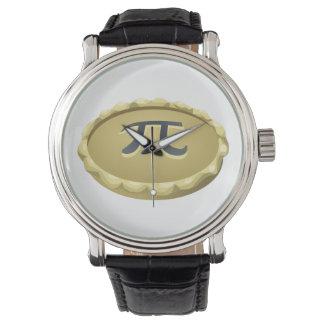 Glitch Food pi Wristwatch