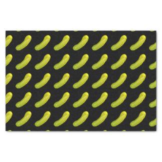 Glitch Food pickle Tissue Paper