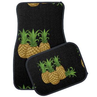 Glitch Food pineapple Car Carpet