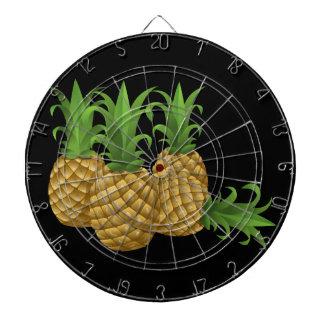 Glitch Food pineapple Dartboard