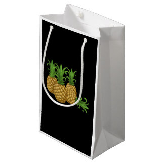 Glitch Food pineapple Small Gift Bag