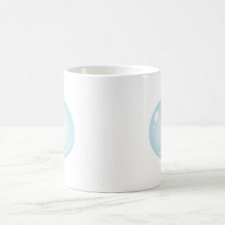 Glitch Food plain bubble Coffee Mug
