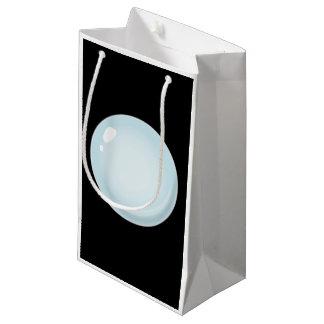 Glitch Food plain bubble Small Gift Bag