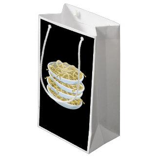 Glitch Food plain noodles Small Gift Bag