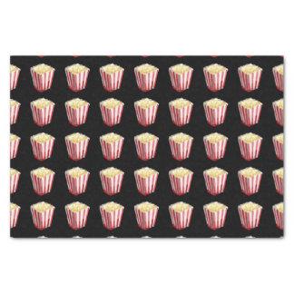 Glitch Food potcorn Tissue Paper
