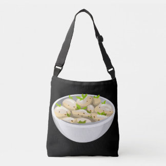 Glitch Food precious potato salad Crossbody Bag