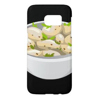Glitch Food precious potato salad Samsung Galaxy S7 Case