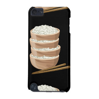 Glitch Food proper rice iPod Touch (5th Generation) Cover
