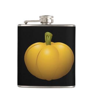 Glitch Food pumpkin Hip Flask
