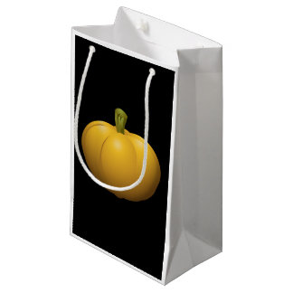 Glitch Food pumpkin Small Gift Bag