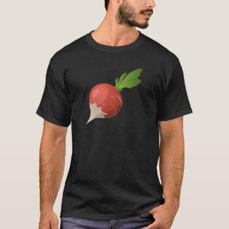 Glitch Food radish T-Shirt