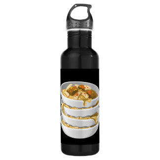 Glitch Food rich tagine 710 Ml Water Bottle