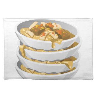 Glitch Food rich tagine Placemat