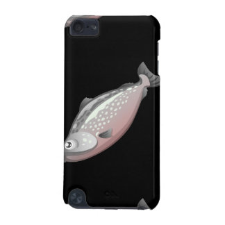 Glitch Food salmon iPod Touch (5th Generation) Covers