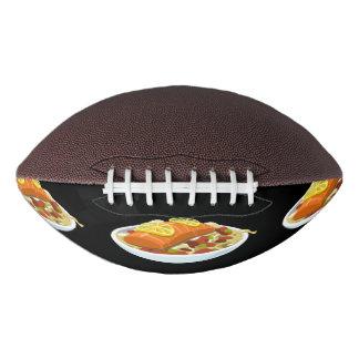 Glitch Food salmon jaella Football