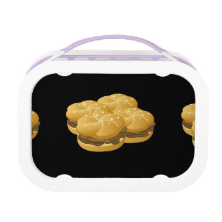 Glitch Food sammich Lunch Box
