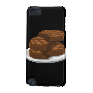 Glitch Food simple bbq iPod Touch (5th Generation) Covers