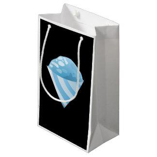 Glitch Food sno cone blue Small Gift Bag